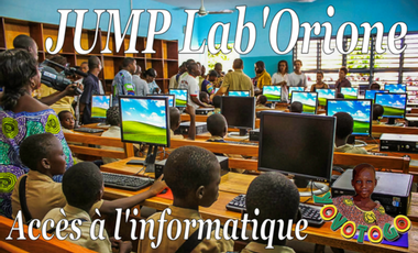 Project visual JUMP Lab'Orione