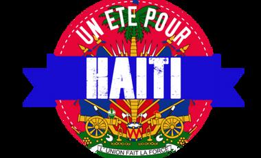 Visueel van project Un été pour Haïti
