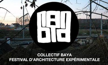 Project visual Festival Baya - 1ère édition - septembre 2015 (en partenariat avec Bellastock)