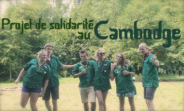 Visueel van project Projet de solidarité scout au Cambodge