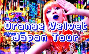 Visueel van project Orange Velvet Japan Tour 2015