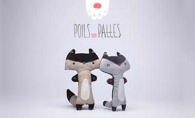 Project visual Poils aux Pattes