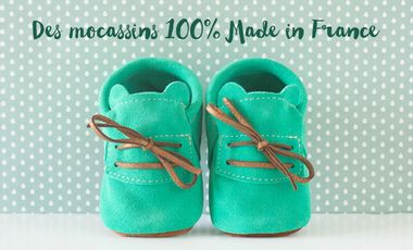 Visueel van project Des mocassins 100% Made in France
