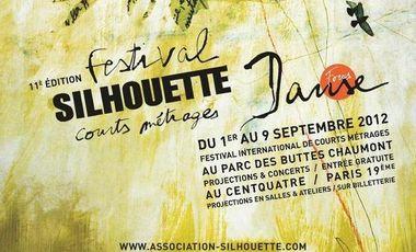 Visueel van project FESTIVAL SILHOUETTE - 11ème édition