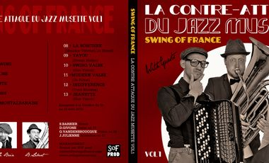 Project visual Swing Of France The Album!