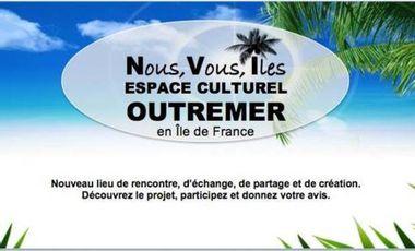 Visueel van project Nous Vous Iles - Espace Culturel Outremer