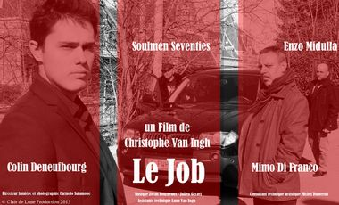 "Visueel van project Court Métrage ""Le Job"""