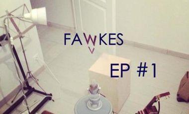 Visueel van project Fawkes - EP #1