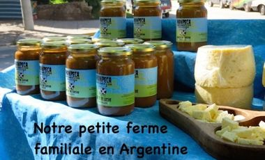 Visueel van project Notre petite ferme familiale en Argentine