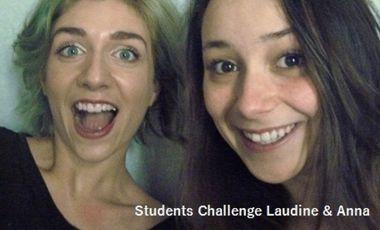 Visuel du projet Raid Students Challenge Laudine & Anna