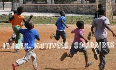 Project visual Jeunes, motivées, solidaires