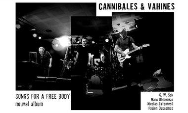 Visuel du projet Cannibales & Vahinés - Nouvel album