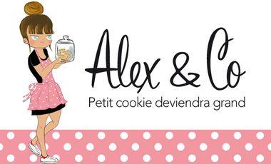 Project visual Alex & Co - petit cookie deviendra grand