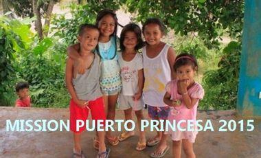 Visuel du projet Mission Princesa 2015 - Rue des Enfants aux Philippines !