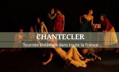 Project visual Chantecler - Tournée théâtrale cet été