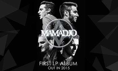 "Visueel van project Mamadjo - ""Dreamers""  First LP album"
