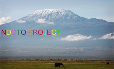 Visueel van project Ndoto Project