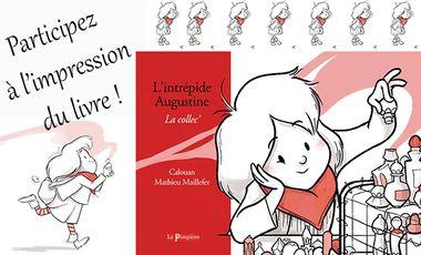 Visueel van project L'intrépide Augustine (La collec')