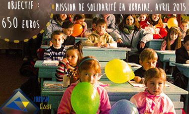 Visueel van project Mission de Solidarité en Ukraine, Avril 2015