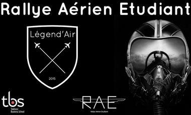 Visueel van project Legend'Air - Rallye Aérien Etudiant