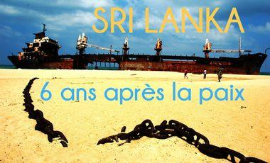 Project visual SRI LANKA, 6 ANS APRES