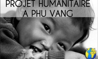 Project visual Des Bourses Scolaires et des Lunettes pour les enfants vietnamiens