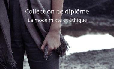 Visueel van project Collection de mode mixte et éthique
