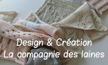 Visueel van project Design & Création, la compagnie des laines