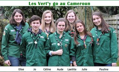 Project visual Les Vert'y Go au Cameroun