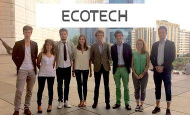 Visuel du projet Eco Tech