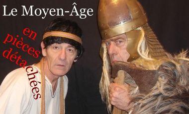 Visuel du projet le Moyen Age en pièces détachées