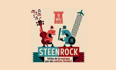 Visuel du projet Steenrock - Faites de la musique, pas des centres fermés!
