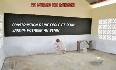 Project visual Construction d'une école et d'un jardin-potager au Bénin