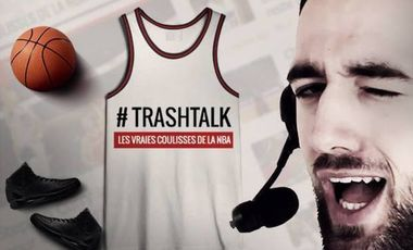 Visueel van project TrashTalk