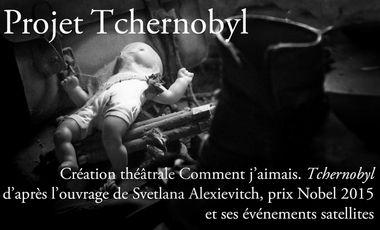 Project visual Projet Tchernobyl