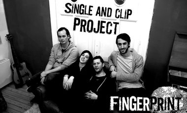 Visueel van project FINGERPRINT - New single & CLIP !