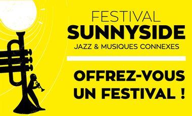 Project visual Participez à la naissance du Sunnyside Festival