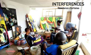 Project visual INTERFERENCES