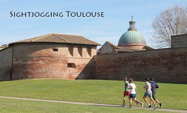 Visuel du projet Sightjogging Toulouse