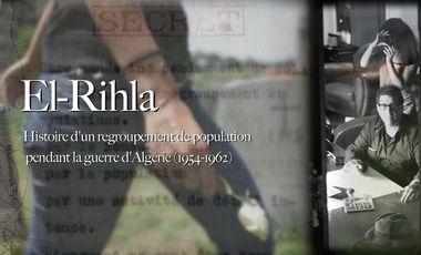 Project visual El-Rihla (Le voyage)
