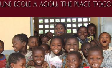 Project visual The place TOGO : une école à Agou