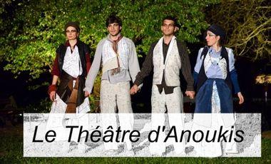 Visueel van project Le théâtre d'Anoukis, coopérative artistique et culturelle