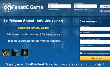 Visueel van project FanatiC Game