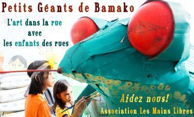 Project visual Petits Géants de Bamako