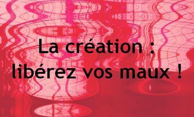 Project visual La création : libérez les maux !