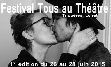 Project visual festival Tous au Théâtre  - 1ère édition