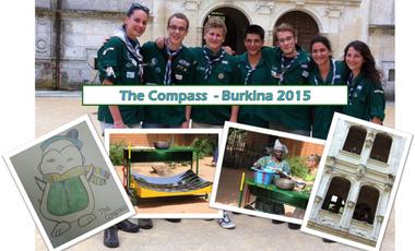 Project visual The Compass - Burkina 2015