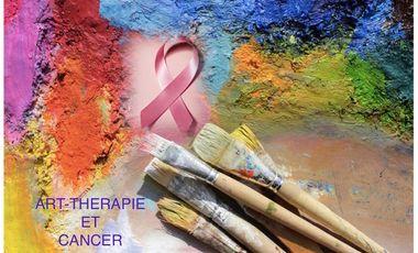 Visueel van project Crée avec nous contre le cancer !