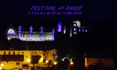 Project visual FESTIVAL de DANSE à Tallard du 15 au 17 mai 2015