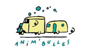 Visuel du projet Anim'Bulles  Loisirs Adaptés Ambulant